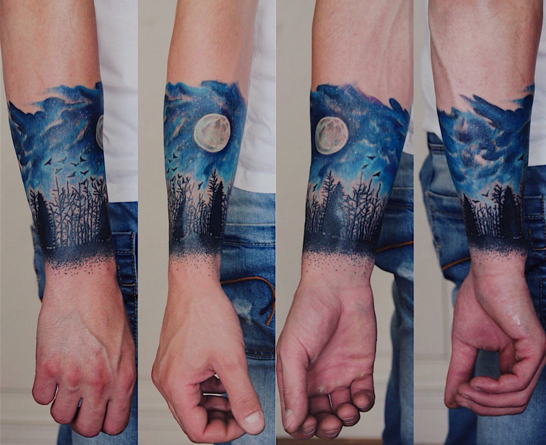 Tattoos - Tattoo for you - Leichte Tattoos